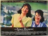 AGNES BROWNE (1999) Original Quad Movie Poster - Anjelica ...
