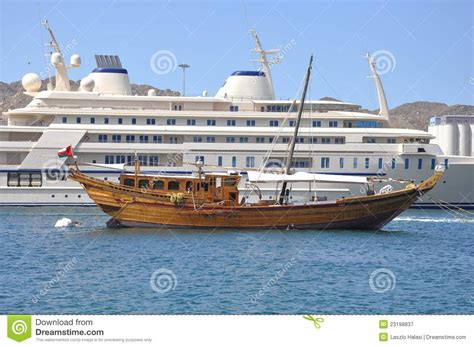 Buy A Boat Doha by The Dhow Harbor At The Doha Corniche Qatar Royalty