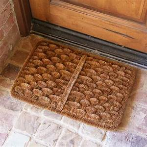 QuotShirazquot Coir Welcome Mat