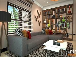 Interior, Design, Uganda, Modern, African, Feel, Lounge, Design