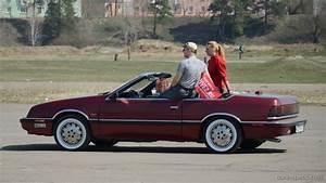Chrysler Le Baron Cabriolet : 1990 chrysler le baron convertible specifications pictures prices ~ Medecine-chirurgie-esthetiques.com Avis de Voitures