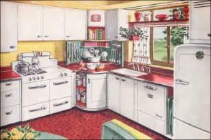 1947 american gas association mixing corner kitchen mid