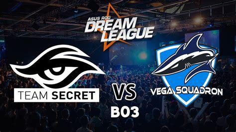 Dota 2 Live  Team Secret Vs Planet Odd  Bo3  [no Caster