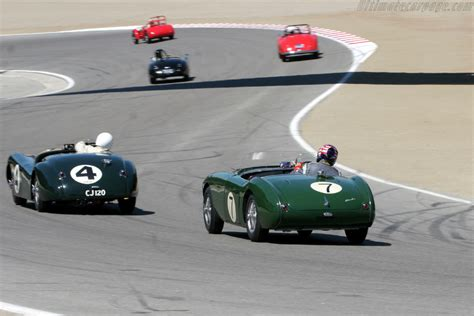Austin Healey 100 S - Chassis: AHS 3805 - 2005 Monterey ...