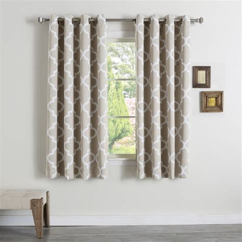 moroccan curtain panel uk best home fashion inc moroccan print room darkening