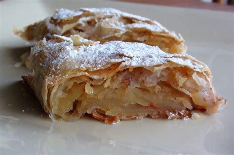 apple strudel recipe dishmaps