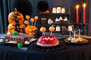Ideen Für Halloween : halloween kuchen halloween deko f rs kuchenbuffet grusel snacks ~ Frokenaadalensverden.com Haus und Dekorationen