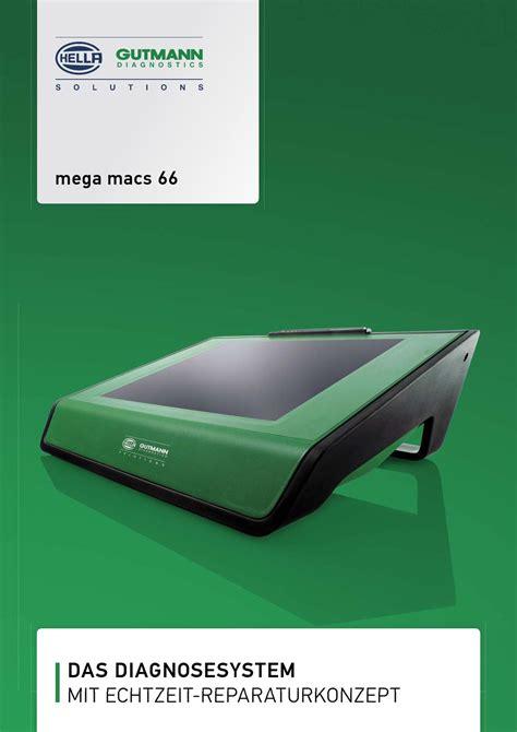 mega macs 66 brosch 252 re mega macs 66 by technomag ch issuu