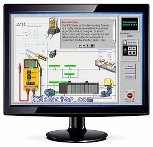 Electrical Troubleshooting Training Simulator