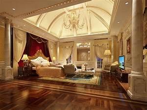 Luxury Bedroom Photoreal 3D Model max - CGTrader com