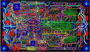 Free Pcb Schematic Entry  U0026 Layout Software Beat Eagle For Some Features  16 Steps