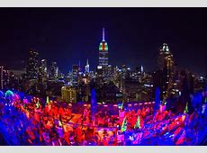 Venue Rooftop Bar NYC New York's largest indoor and
