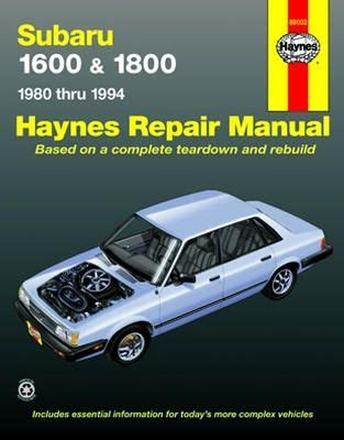 automobile air conditioning repair 1994 subaru svx parental controls subaru 1600 1800 haynes repair manual 1980 1994 xxx89003
