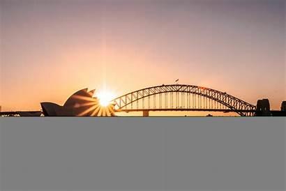 Sydney Sunset Opera Spots Botanic Gardens Royal