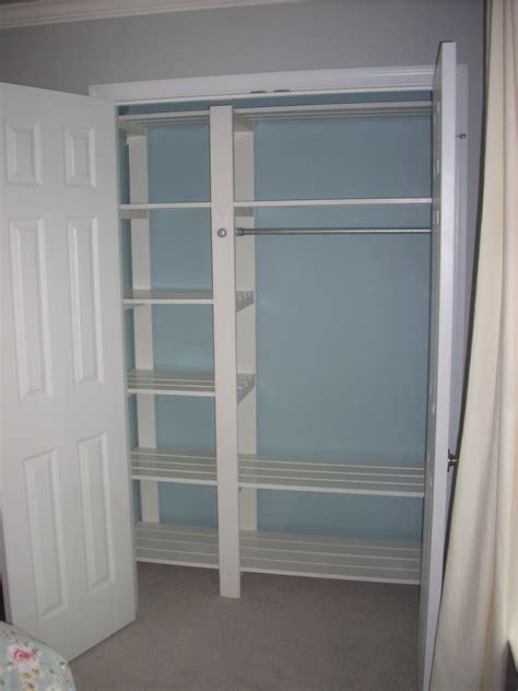 wood sliding closet white guest bedroom closet diy projects