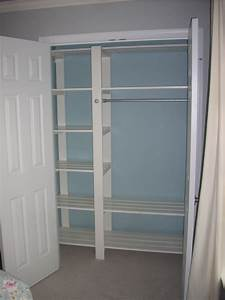 Ana White Guest Bedroom Closet - DIY Projects
