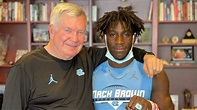UNC hosts Mack Brown Football Camps, scouts dozens of ...