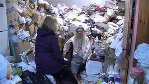 Volunteers Give Hope To Mom And Son Trapped In Hoarder