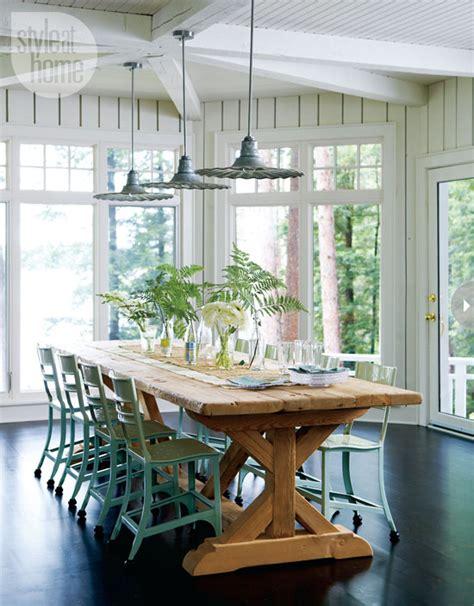 Cottage Dining Room Table  Marceladickcom