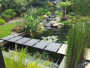 bassins de jardin le pole d39attraction d39un jardin With prix d un bassin de jardin