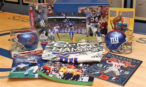 gifts for new york giants fans up to 53 off on new york giants fan gift box groupon goods