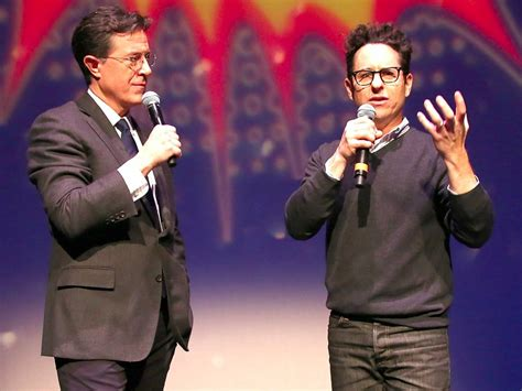 Stephen Colbert Says Which 'lord Of The Rings' Movie