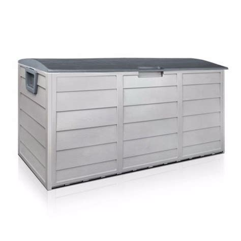 Sams Club Deck Box by Outdoor Patio Deck Box All Weather Large Storage Cabinet