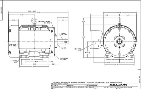 Baldor Reliance Industrial Motor Diagram by Baldor Reliance Industrial Motor Diagram Indexnewspaper