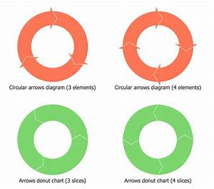 Basic Circular Arrows Diagrams Solution