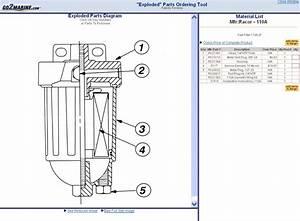 Racor 110a Fuel Filter