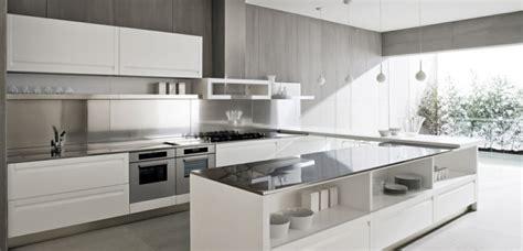 couleur murs cuisine avec meubles blancs 53 variantes pour les cuisines blanches
