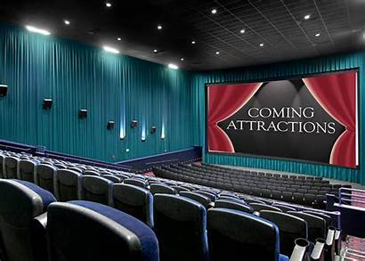 Coming Attractions Soon Future