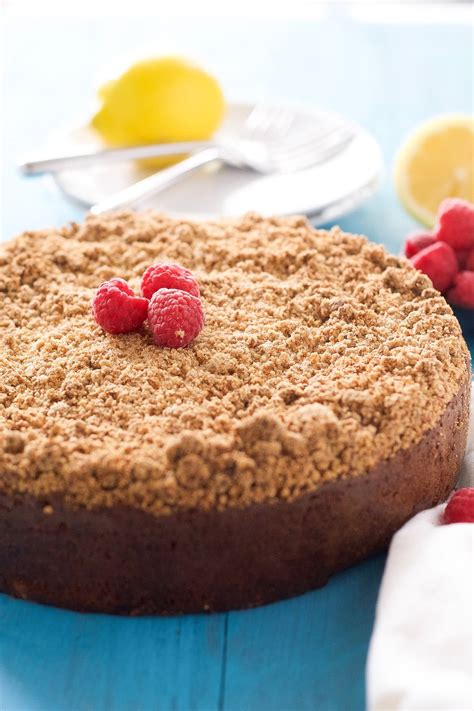 Minimize the stress with this impressive coffee cake that's made easy with bisquick™ mix. Lightend Up Lemon Berry Cream Cheese Coffee Cake - With ...