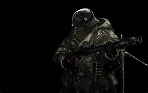 Download 1024x576 Soldaten nazi waffen ss MG42 ...