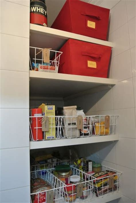 deep pantry organization ideas  pinterest
