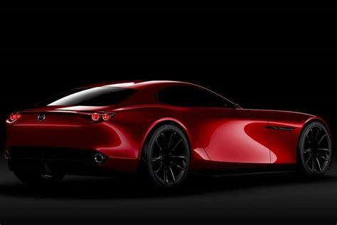 Vehicle, Car, Concept Cars, Roadster, Mazda, Japanese