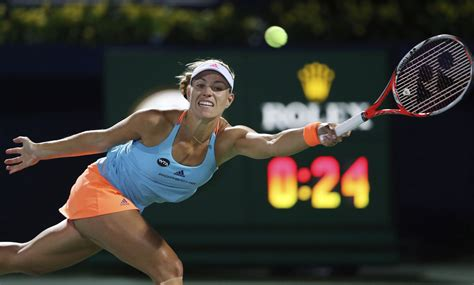Get the latest player stats on angelique kerber including her videos, highlights, and more at the official women's tennis association website. Angelique Kerber retakes No. 1 ranking from Serena ...