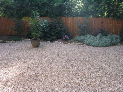 Gravel Yard by Non Plant Alternatives To Lawn Grass Gardening How