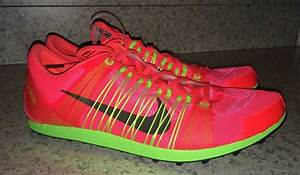 New Mens Nike Zoom Victory Xc 2 Atomic Red Cross Country