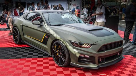Gallery: the tuned muscle cars from SEMA 2015 | Top Gear