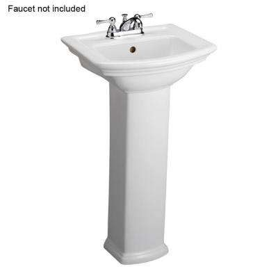home depot pedestal sink cabinet pedestal sinks bathroom sinks the home depot