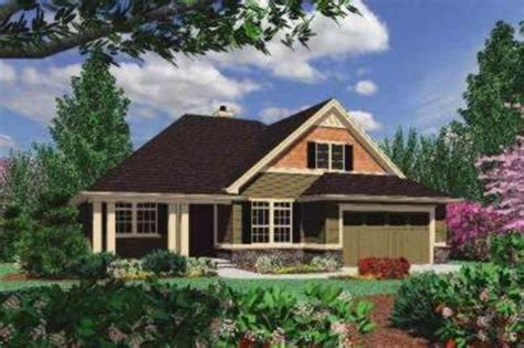 Craftsman Style House Plan 3 Beds 2 5 Baths 2074 Sq/Ft