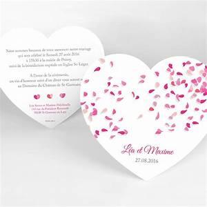 dessin coeur mariage couleur rose With tapis chambre bébé avec faire part mariage fleur rose