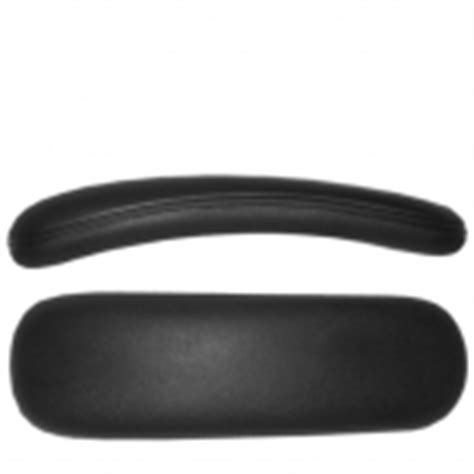Haworth Zody Chair Arm Pads by Haworth Zody Chair Arm Pads Soft Vinyl Black Pair Specs