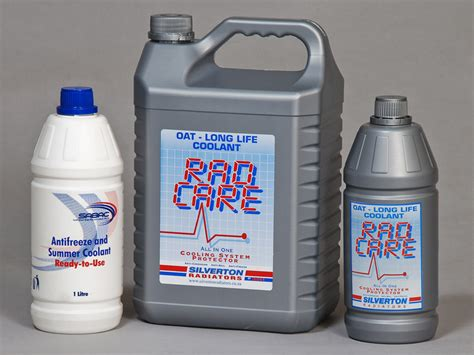 Extended Life Antifreeze Coolant (oat Technology)