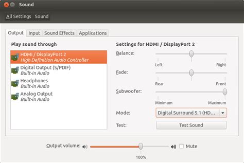Nvidia Hdmi Audio Not Working Ubuntu Ask