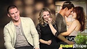 Channing Tatum & Rachel McAdams do their best chat up ...