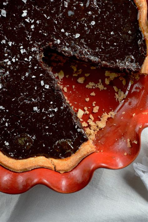 salty pluff mud pie recipe nyt cooking