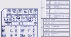 Schematic Diagram  Engine Compartment Fuse Box Diagram