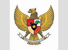Download logo Garuda Pancasila Berwarna Warna Emas